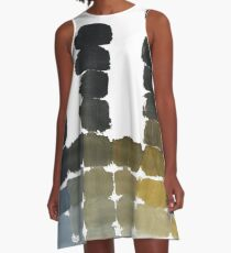 Above Below And All Around A-Line Dress