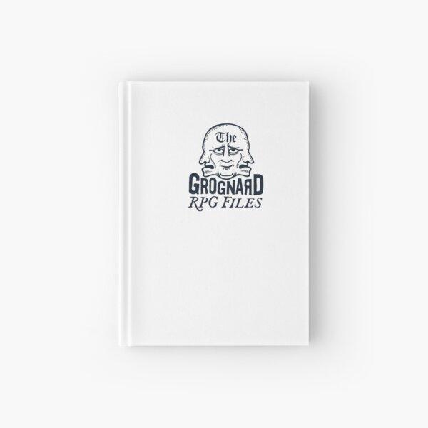 The GROGNARD files  Hardcover Journal