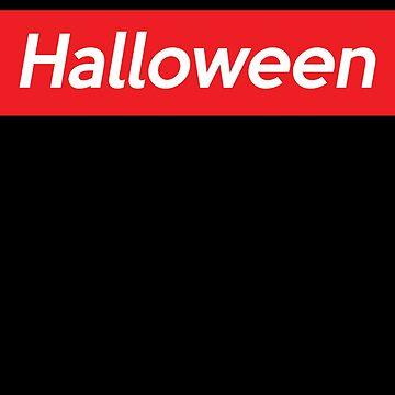 Supreme Shirt Halloween Fashionable Street Wear Fake Brand Parody by FunnyAddicting