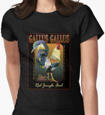 Gallus Gallus International Womens Fitted T-Shirt