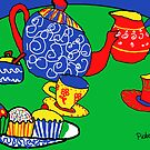 the red cup tea party by picketty