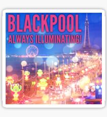 Blackpool Sticker