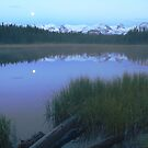 Red Rock Lake by Paul Gana