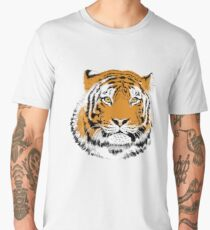 Tiger Draw Men's Premium T-Shirt