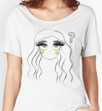 Happy Or Sad? Women's Relaxed Fit T-Shirt