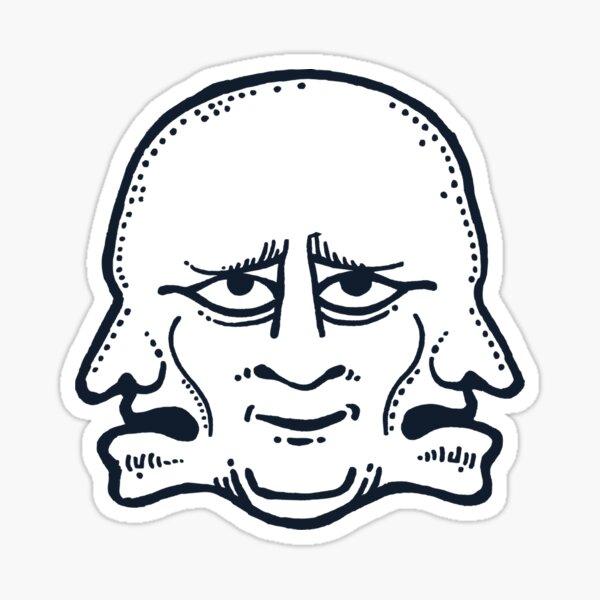Dirk the Dice  Sticker