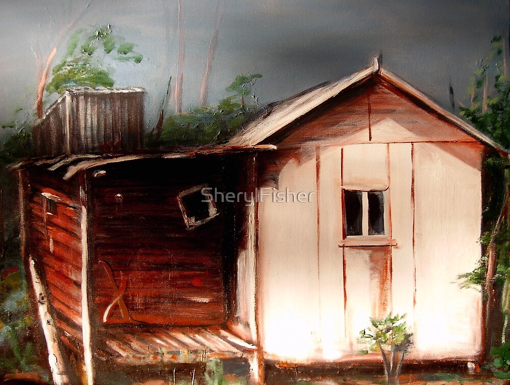 This Old House by SherylFisher