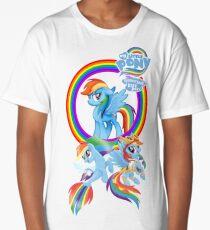 rainbow dash is best pony Long T-Shirt