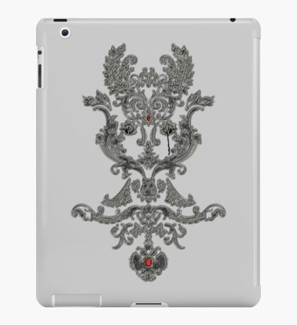 Do Antiques Mourn The Past iPad Case/Skin