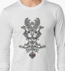 Do Antiques Mourn The Past Long Sleeve T-Shirt