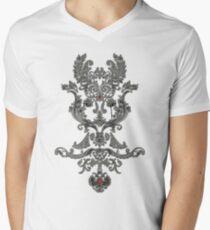 Do Antiques Mourn The Past Mens V-Neck T-Shirt