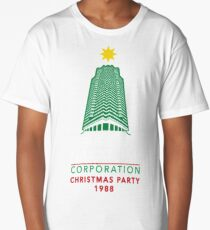 Nakatomi Corporation Christmas Party Tower Long T-Shirt