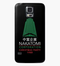 Nakatomi Corporation Christmas Party Tower Case/Skin for Samsung Galaxy