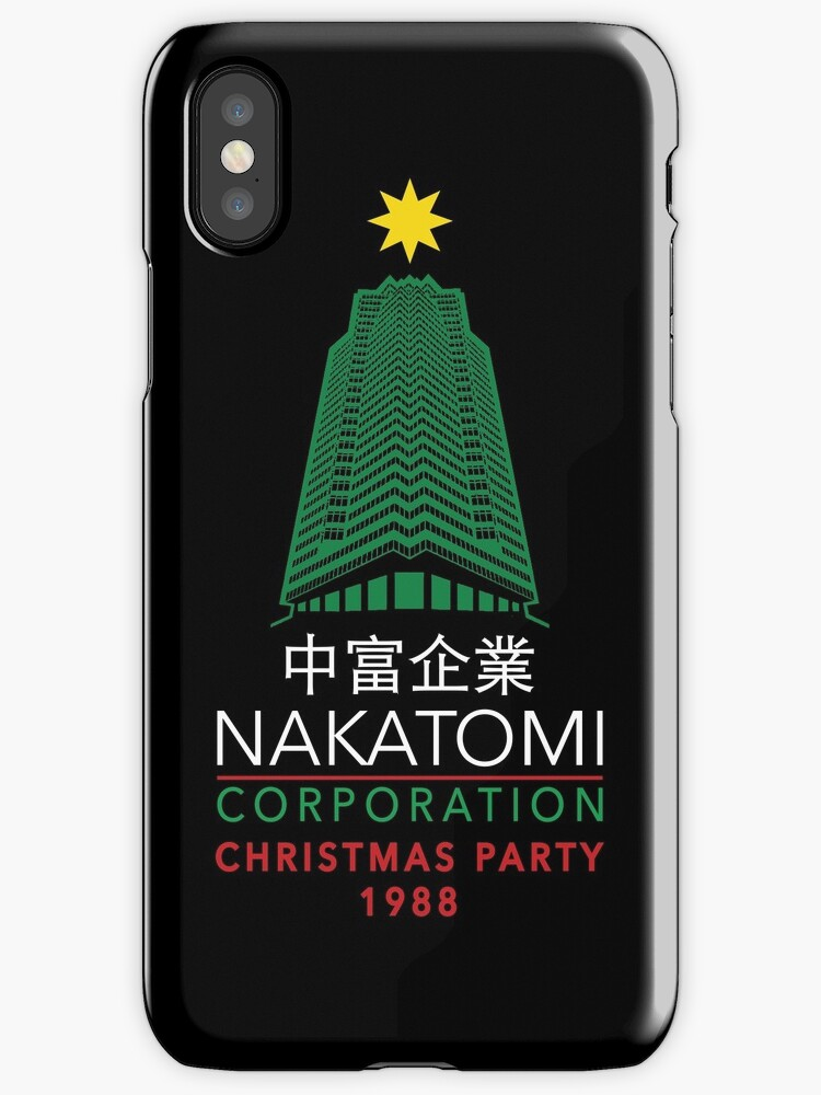 Nakatomi Corporation Christmas Party Tower by Purakushi