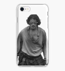 Jamie Fraser iPhone Case/Skin