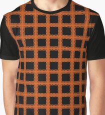 Lacy Gingham Graphic T-Shirt