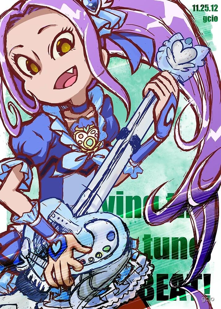 Magical Girl Collection #5 - Beat by gcio