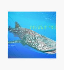 Whale shark - SAVE OUR OCEANS Scarf