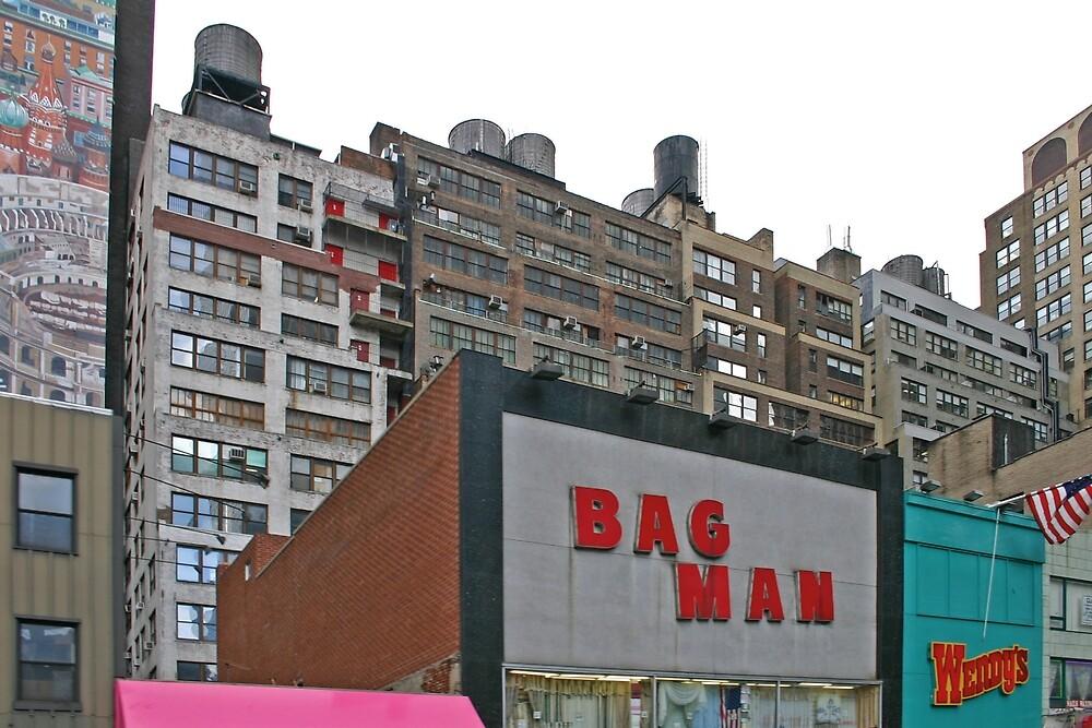 NYC-Big Man by Hell-Prints