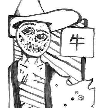 Kanji witch by keije