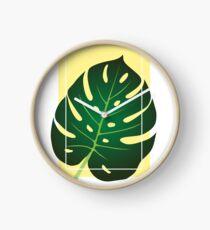Greens II Clock