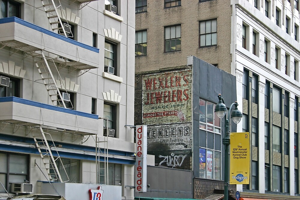 NYC-Wexlers Jewelers by Hell-Prints