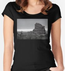 Arches National Park No. 1-2 Women's Fitted Scoop T-Shirt