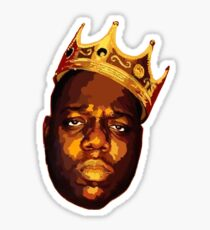 The Notorious B.I.G. Sticker