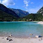 Lake Tenno by annalisa bianchetti
