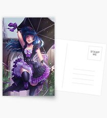 fallen angel Postcards