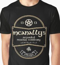McAnally's Pub Graphic T-Shirt