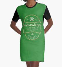McAnally's Pub T-Shirt Kleid
