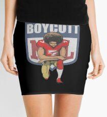 Collin Kaepernick Boycott Mini Skirt