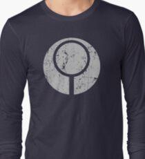 Halo / Marathon Symbol Long Sleeve T-Shirt