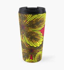 Tsvetik Floral Travel Mug