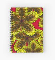 Tsvetik Floral Spiral Notebook