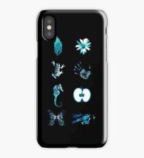 Fringe Glyphs iPhone Case