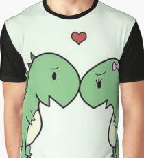 Love Dino Graphic T-Shirt