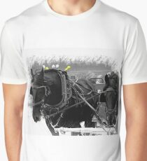 The Black Team, Bar U Ranch II Graphic T-Shirt