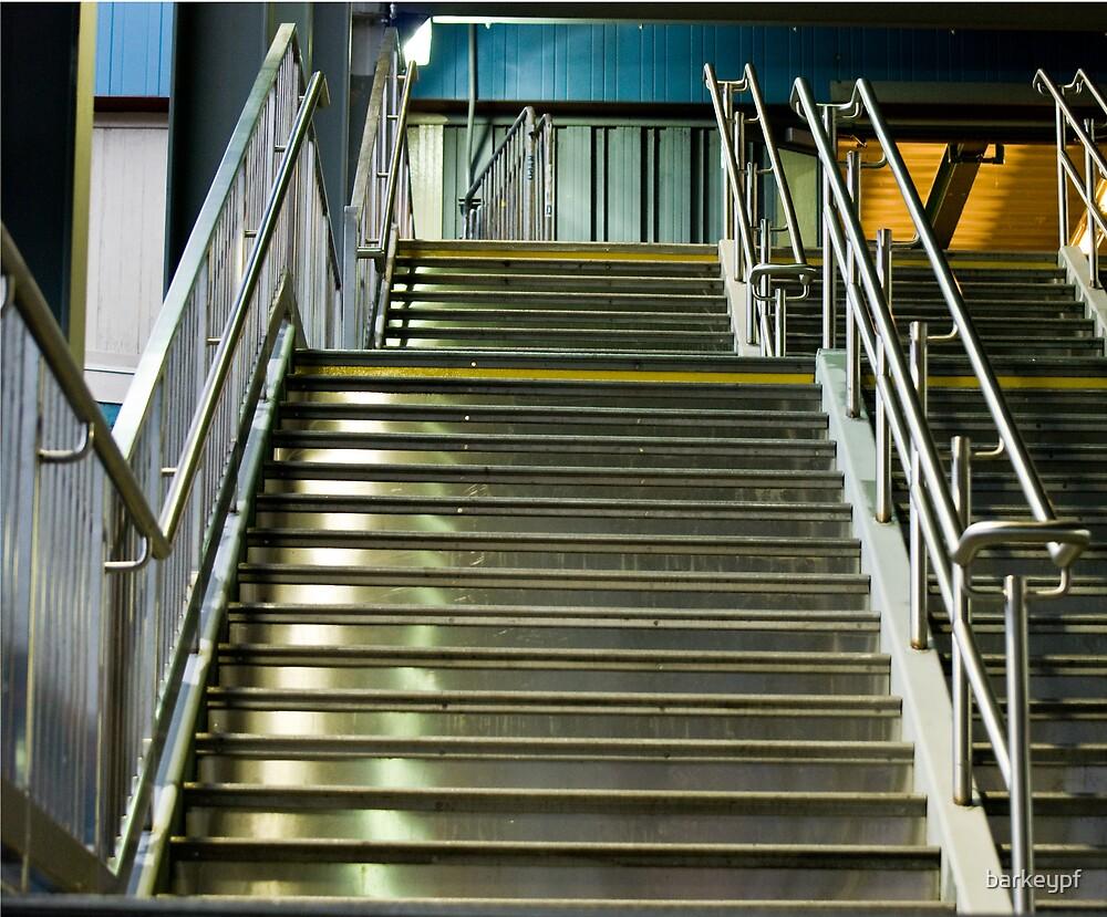 Transit Stairs by barkeypf