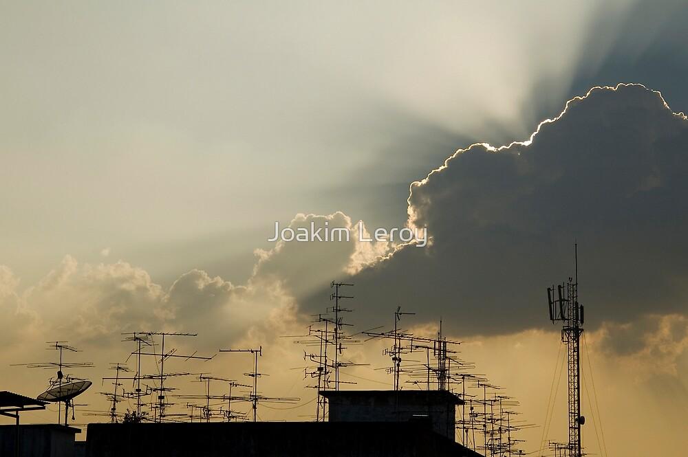 Sun light by Joakim Leroy