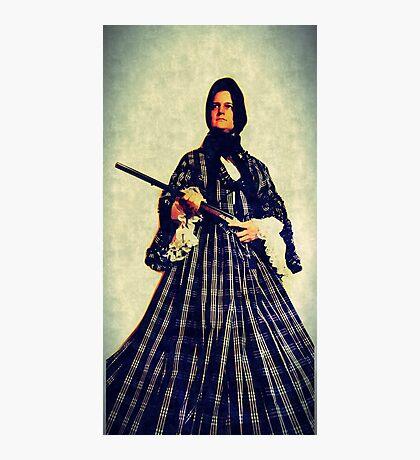 The widow Photographic Print