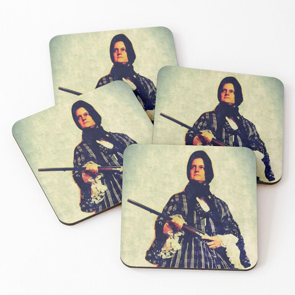 The widow Coasters (Set of 4)
