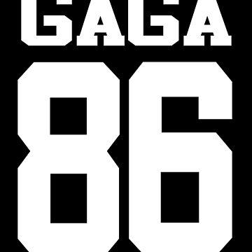 GA GA 86 by Bsbodyache