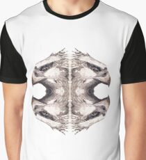Watercolour Hippogriff  Graphic T-Shirt
