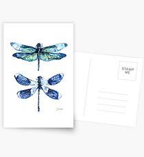 Postales Alas de libélula