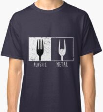 Plastic and Metal Classic T-Shirt