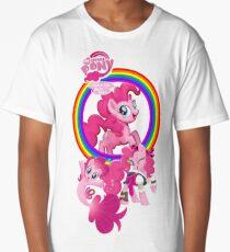 pinkie pie is best pony Long T-Shirt