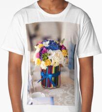 Close up of a gorgeous flower bouquet Long T-Shirt