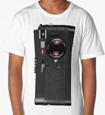 Leica M6 - Black Long T-Shirt